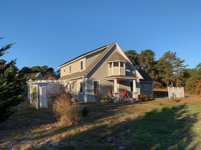 Wellfleet MA Single Family Home For Sale: $649,000