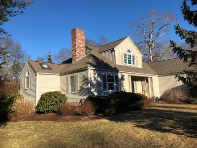 Mashpee Condo/Townhouse For Sale: 5 Elizabeth Circle