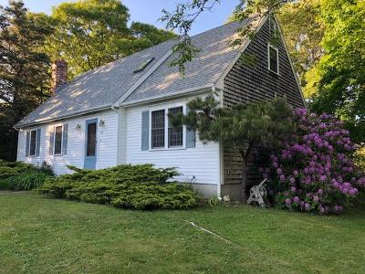 Falmouth Single Family Home For Sale: 317 Carriage Shop Road