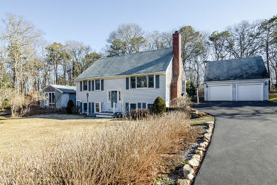Yarmouth Single Family Home For Sale: 262 Setucket Road