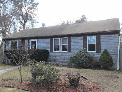 Barnstable Single Family Home For Sale: 337 Mitchell''s Way