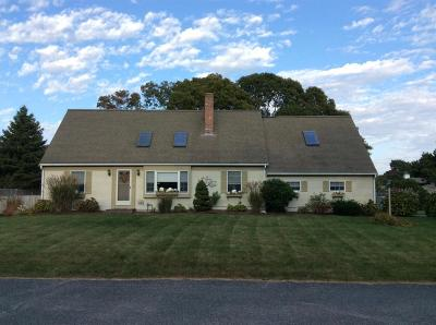 Yarmouth Single Family Home For Sale: 38 Sachem Path