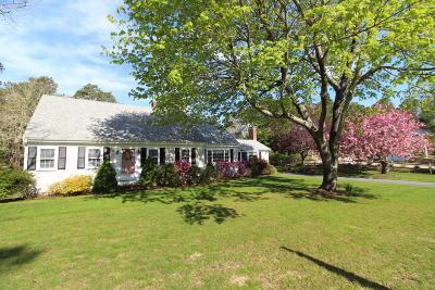 Harwich MA Single Family Home For Sale: $659,000