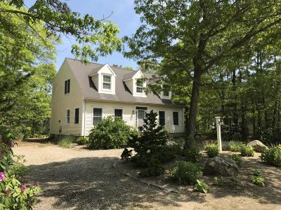 Mashpee Single Family Home For Sale: 165 Whippoorwill Circle