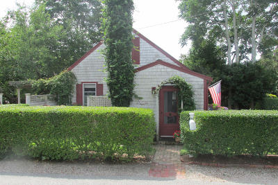 Chatham Single Family Home For Sale: 180 Old Harbor Road