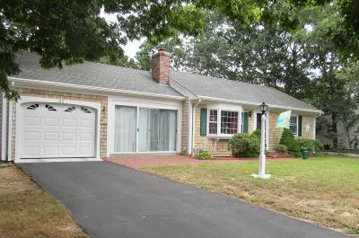 Yarmouth Single Family Home For Sale: 92 Clear Brook Road