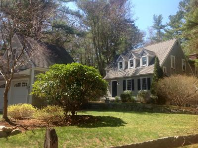 Barnstable Single Family Home For Sale: 40 Captain Samadrus Road