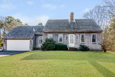 Eastham Single Family Home For Sale: 3 Winterberry Lane