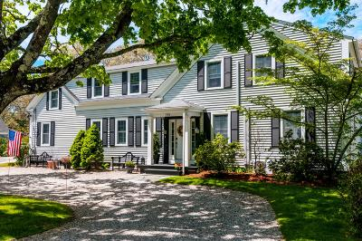 Harwich Single Family Home For Sale: 186 Belmont Road