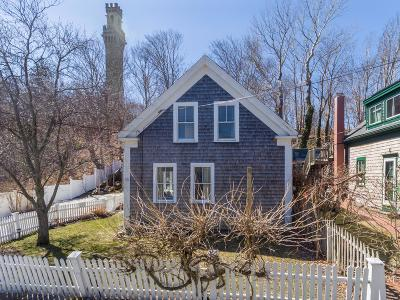Provincetown Single Family Home Active W/Contingency: 16 Alden Street