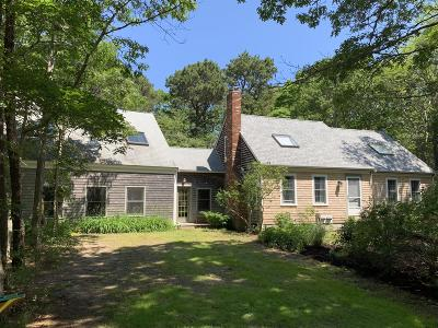 Eastham Single Family Home For Sale: 135 Oak Leaf Road