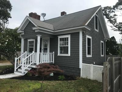 Barnstable Single Family Home For Sale: 62 Spring Street
