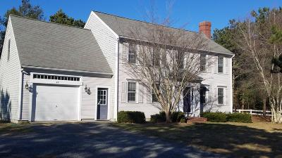 Barnstable Single Family Home For Sale: 48 Devon Lane