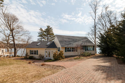 Mashpee Single Family Home For Sale: 59 Horseshoe Bend Way