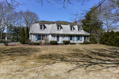 Barnstable Single Family Home For Sale: 121 South Bay Road