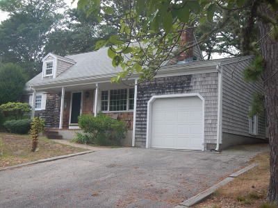 Falmouth Single Family Home For Sale: 139 Seapit Road