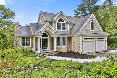 Mashpee Single Family Home For Sale: 32 Popponesset Avenue