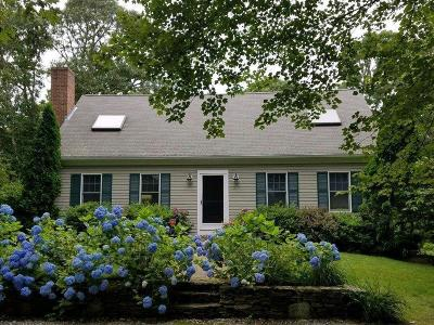 Harwich Single Family Home For Sale: 97 Pleasant Road