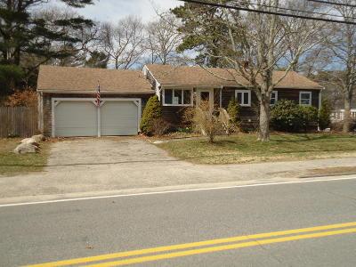Falmouth Single Family Home For Sale: 101 Seacoast Shores Boulevard