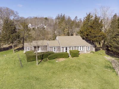 Orleans MA Single Family Home For Sale: $1,745,000