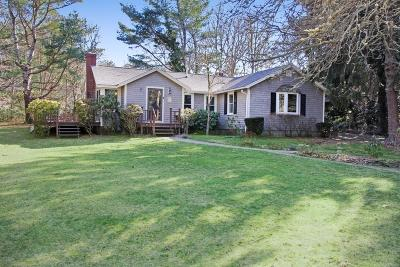 Harwich Single Family Home For Sale: 25 & 31 Smith Street