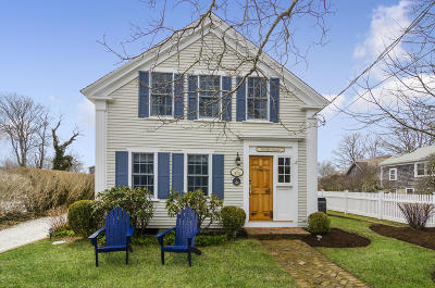 Chatham Single Family Home For Sale: 415 Main Street