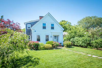 Provincetown Single Family Home For Sale: 36 Commercial Street