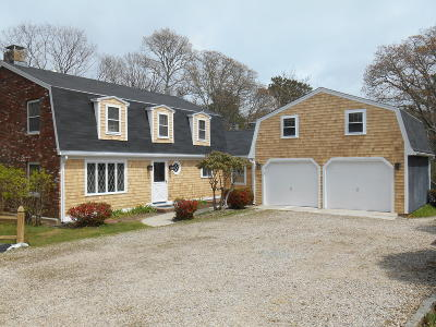 Falmouth Single Family Home For Sale: 2 Rolling Acres Lane