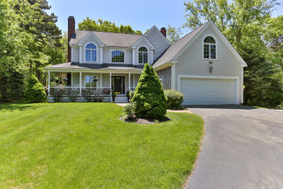 Barnstable Single Family Home For Sale: 171 Althea Dr Drive