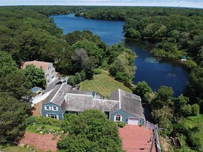 Yarmouth Single Family Home For Sale: 218 Long Pond Drive