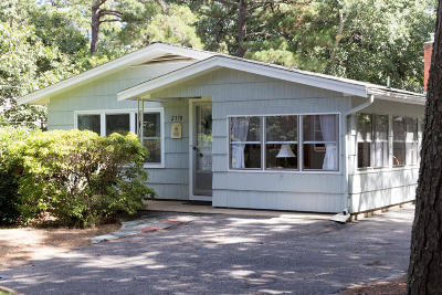 Eastham Single Family Home For Sale: 2370 Herring Brook Road