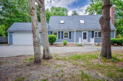 Barnstable Single Family Home For Sale: 31 Captain Baker Road
