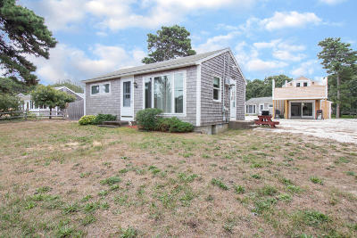 Eastham Single Family Home For Sale: 115 Thumpertown Road #All