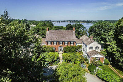 Chatham Single Family Home For Sale: 150-154 Cross Street