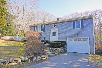Barnstable Single Family Home For Sale: 103 Moco Road