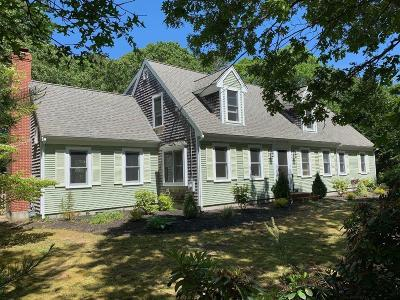Barnstable Single Family Home For Sale: 112 Cotuit Cove Road