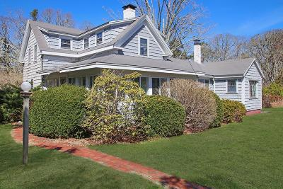 Harwich Single Family Home For Sale: 172 Pleasant Bay Rd-9 Charlene Ln