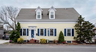 Provincetown Single Family Home For Sale: 158 Bradford Street