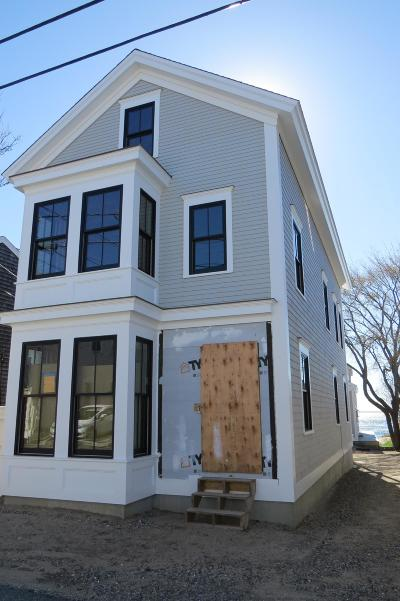 Provincetown Condo/Townhouse For Sale: 143 Commercial Street #1
