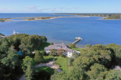 Barnstable Single Family Home For Sale: 51 Sunset Point