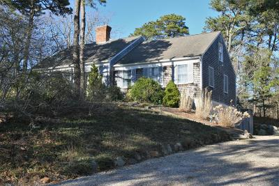 Chatham MA Single Family Home For Sale: $739,000