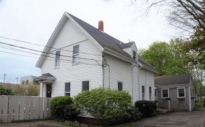 Barnstable Single Family Home For Sale: 82 Camp Street