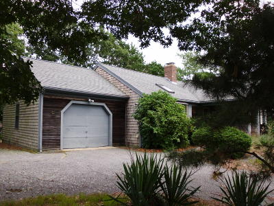 Yarmouth Single Family Home For Sale: 24 Covey Drive
