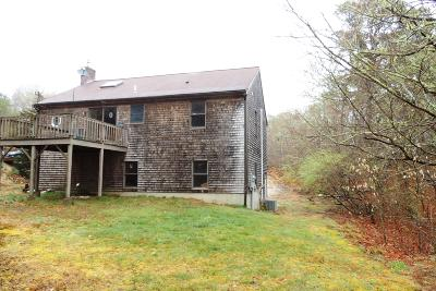 Brewster MA Single Family Home For Sale: $415,000