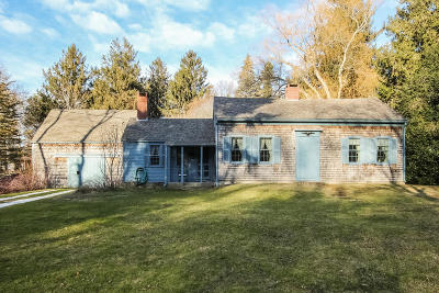 Barnstable Single Family Home For Sale: 1866 Main, Rt. 6a Street