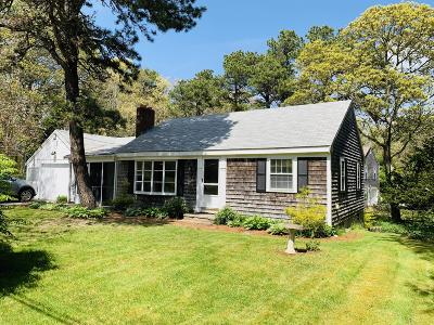 Yarmouth Single Family Home For Sale: 48 Shaker House Road