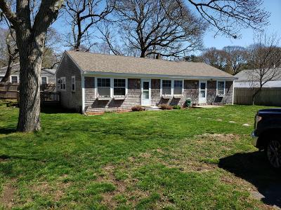 Barnstable Single Family Home For Sale: 14 Marston Avenue