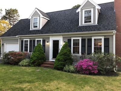 Harwich Single Family Home For Sale: 18 Derby Lane