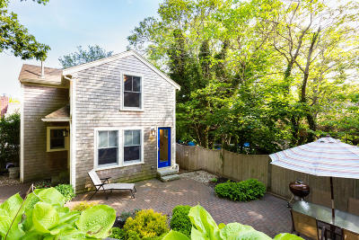 Provincetown Condo/Townhouse For Sale: 290d Bradford Street #U1A