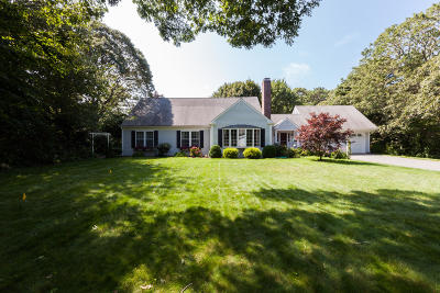 Chatham Single Family Home For Sale: 56 Potonumecot Road
